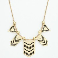 Native Arrow Necklace - ShopSosie.com