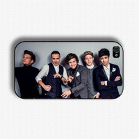One Direction Iphone 4 4s case,Iphone 5 case,Iphone 4 4s cover,Iphone 5 cover,Hard case cover