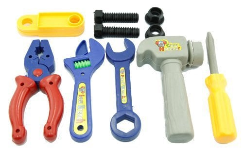 Plastic Toy Tools : Plastic toy tools set wrench from amazon things i