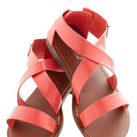 Leisurely Weekend Sandal | Mod Retro Vintage Sandals | ModCloth.com