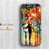 Rain day soft Rubber iphone 5 case Plastic hard iphone 5 cases iphone 4 4s cover unique case design