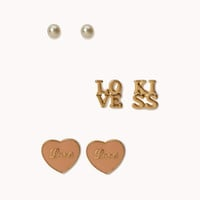 Love Stud Set