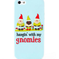 My Gnomies iPhone 5 Cover                       - Francescas