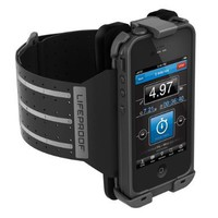 LifeProof Armband for iPhone 4/4S - 1 Pack - Retail Packaging - Black:Amazon:Cell Phones & Accessories