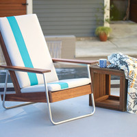The Belmont outdoor leisure chair