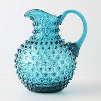Anthropologie - Hobnail Pitcher