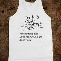 Perks of Being a Wallflower Tank