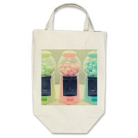 Bubble Gum Bag from Zazzle.com
