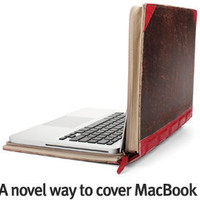 BookBook Case - A MacBookPro Case