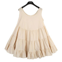 Sleeveless Tiered Dress | FashionShop【STYLENANDA】