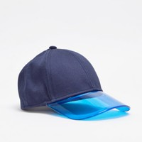 Acne - Harrison Twill Cap Navy
