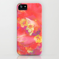 Flowering to Bloom iPhone & iPod Case by Ben Geiger