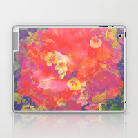 Flowering to Bloom Laptop & iPad Skin by Ben Geiger