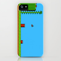 Super Mario 2 iPhone & iPod Case by Electric Avenue
