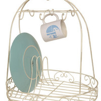 Washing &amp; Hoping &amp; Dreaming Dish Rack | Mod Retro Vintage Kitchen | ModCloth.com