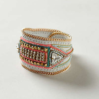 Anthropologie - Carnival Beaded Cuff