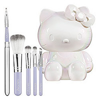 Sephora: Hello Kitty : Mon Amour Brush Set : brush-sets-makeup-brushes-applicators-makeup