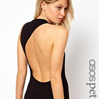 ASOS PETITE Exclusive Body With   Asymmetric Back at asos.com
