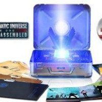 Marvel Cinematic Universe: Phase One - Avengers Assembled (10-Disc Limited Edition Six-Movie Collector's Set) [Blu-ray] (2012)