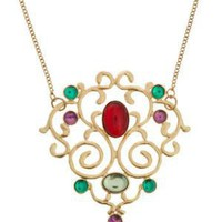Gemstone Treasure Necklace | Mod Retro Vintage Necklaces | ModCloth.com