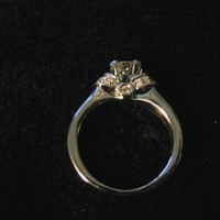 Have You Seen the Ring?: 0.70ct Round Diamond Engagement Ring