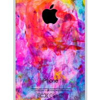 Colorful RUBBER iphone 5 case - Fits iphone 5 T-Mobile, AT&T, Sprint, Verizon and International