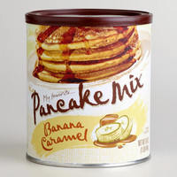 My Favorite Banana Caramel Pancake Mix | World Market