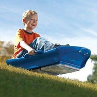 The Year 'Round Sled - Hammacher Schlemmer