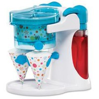 The Snow Cone Machine - Hammacher Schlemmer