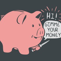 Gimme Your Money T-Shirt | SnorgTees