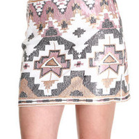 DJPremium.com - Women - Shop by Department - Summer Rain Sequins Skirts