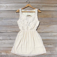 After the Rain Dress in Cream, Sweet Women's Bridesmaid & Party Dresses