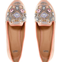 ASOS MOONBEAM Flat Shoes