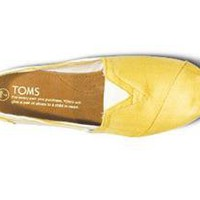 Women - University Yellow Rope Sole Classics