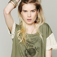 Free People We The Free Bootcamp Tee