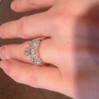 Have You Seen the Ring?: Helzberg Diamonds Ladies Wedding Set