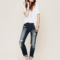 Free People  FP High Rise Skinny at Free People Clothing Boutique
