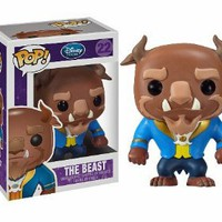 Amazon.com: Series 2 Disney Pop! Vinyl Figure #22 BEAST: Toys & Games