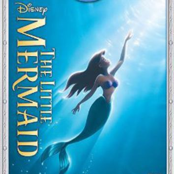 The Little Mermaid (Three-Disc Diamond Edition) (Blu-ray 3D / Blu-ray / DVD + Digital Copy + Music) (1989)