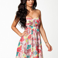 Mandy Print Chiffon Dress, Elise Ryan