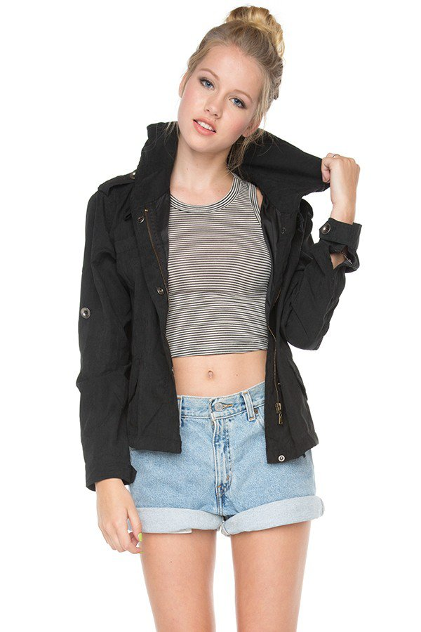 Brandy ♥ Melville   Hailey Jacket - Tops from Brandy Melville