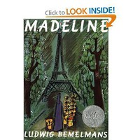 Amazon.com: Madeline (9780140564396): Ludwig Bemelmans: Books