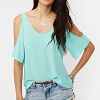 Boardwalk Top in What&#x27;s New at Nasty Gal