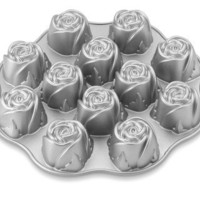 Nordic Ware Sweetheart Rose Cake Pan