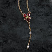 Hermione's Crystal Necklace | Gift Shop | SkyMall
