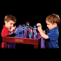 Laser Pegs Table & Accessories | Gift Shop | SkyMall