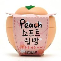 Amazon.com: baviphat Peach Soft Lip Balm 6g: Beauty