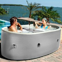 Oval AiriSpa Portable Hot Tub:Amazon:Sports & Outdoors