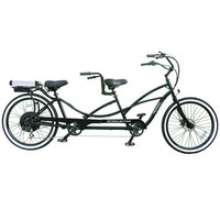 The Only Electric Bicycle Built For Two - Hammacher Schlemmer
