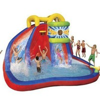 Banzai Drop Zone water Slide:Amazon:Toys & Games